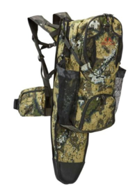 Swedteam Backbone Backpack Veil Desolve camouflage rugzak