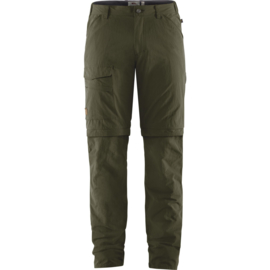 Fjällräven Travellers MT Zip-off trousers herenbroek