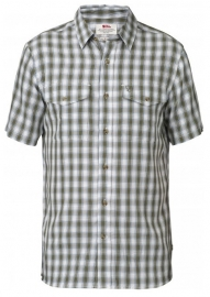 Korte mouw overhemd Fjällräven Abisko Cool shirt