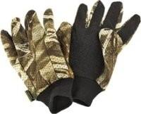 Swedteam camouflage handschoenen max-4 HD maat M