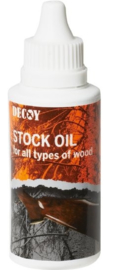 Decoy Stock Oil kolfolie