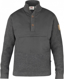 Fjällraven Sarek Torso Sweater Dark Grey XL