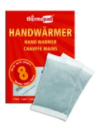 Thermopad handwarmers (per 10 paar)