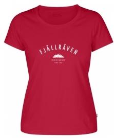 Fjällräven Trekking Equipment dames t-shirt