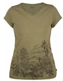Fjällräven Meadow dames T-shirt