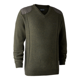 Deerhunter Sheffield Knit  V-neck Heren V-hals trui