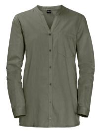Jack Wolfskin Indian Springs Shirt dames blouse