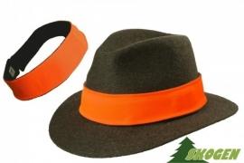 Skogen oranje hoedenband