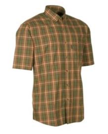Deerhunter Mitchell shirt korte mouw maat 39/40