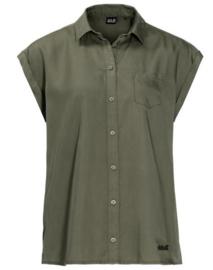 Jack Wolfskin Mojave shirt dames blouse maat M
