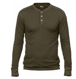 Fjällräven Lappland Merino Henley heren shirt