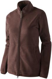 Seeland Bolton Bitter Chocolate dames fleece vest