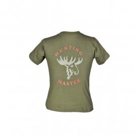 Hubertus Hunting kinder t-shirt met Eland kop