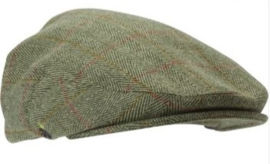 Deerhunter Moorland Tweed flat cap
