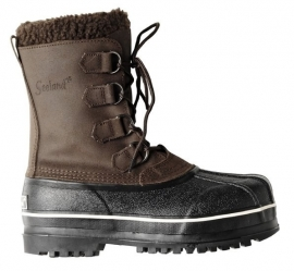 Seeland Grizzly Pac Lady 10 dames gevoerde schoen