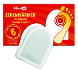 Thermopad teenwarmers (per 10 paar)