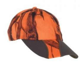 Deerhunter Cumberland Cap signaal camouflage oranje pet