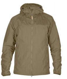 Fjällräven Abisko Hybrid jacket Savanna maat M