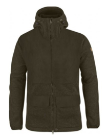 Lappland Pyrsch Jacket heren fleece jas
