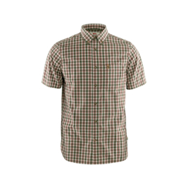 Fjällräven Övik Shirt SS heren overhemd korte mouw