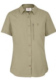Fjällräven Abisko Hike blouse met korte mouw