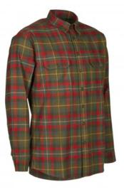 Deerhunter Marlon Red check Shirt heren overhemd