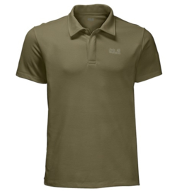 Jack Wolfskin Three Towers heren polo shirt
