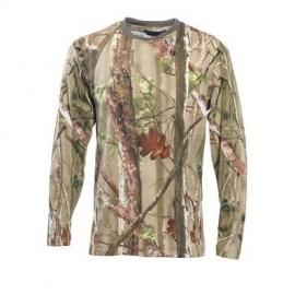 Deerhunter GH Stalk camouflage shirt met lange mouwen maat S