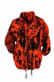 Hubertus camouflage veiligheidsoverjas