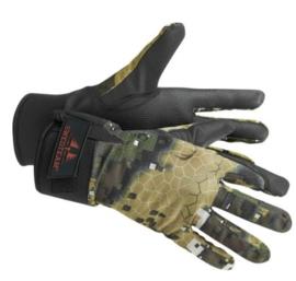 Swedteam Grab Veil Desolve camouflage handschoenen