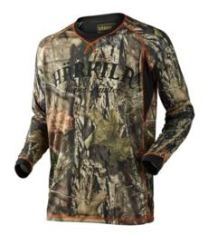 Härkila Moose Hunter L/S t-shirt camouflage heren shirt
