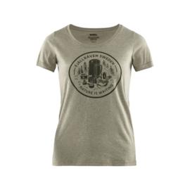 Fjällräven Fikapaus dames T-shirt