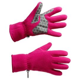 Jack Wolfskin Nanuk Paw dames fleece handschoenen maat M