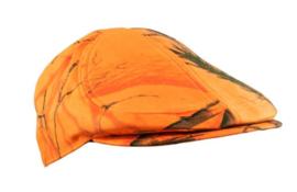 Swedteam Sportcap Blaze camouflage oranje flat cap