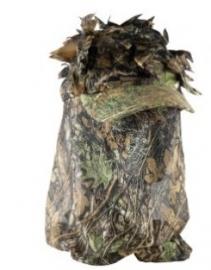 Deerhunter Sneaky 3D camouflage pet met facemask