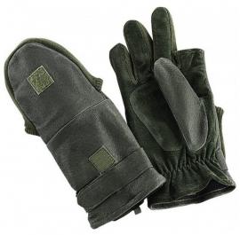 Swedteam leren handschoenen wanten maat L