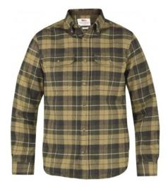 Fjällräven Singi Heavy Flannel heren overhemd