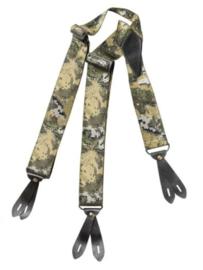 Swedteam Suspender Veil Desolve camouflage bretels