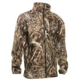 Deerhunter Avanti fleece jack realtree max-5 camouflage