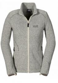 Jack Wolfskin Caribou Asylum dames fleece vest