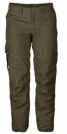 Fjällräven Karla dames winter broek maat 42 Dark Olive