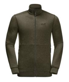 Jack Wolfskin Finley Jacket heren fleece vest