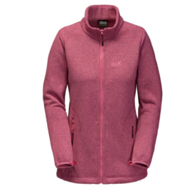 Jack Wolfskin Caribou Altis fleece sweater maat M