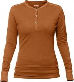 Fjällraven Lappland Merino Henley dames shirt