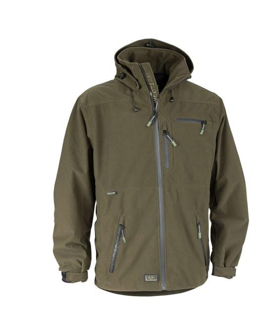 Swedteam Axton heren jas / jacket maat 54