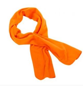 echt goedkoop best exclusief assortiment Deerhunter Hustle signaal oranje sjaal | Sjaals en ...