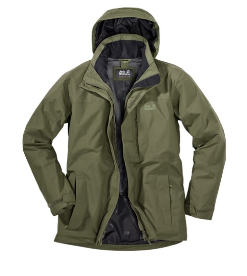 heren jacks outlet jack wolfskin heren