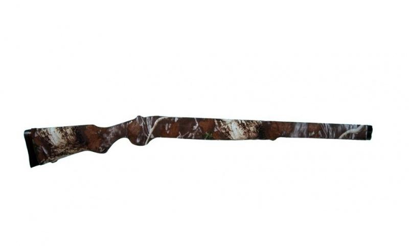 Camouflage geweersok