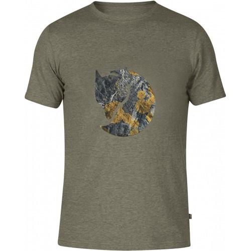 Fjällräven rock logo t-shirt