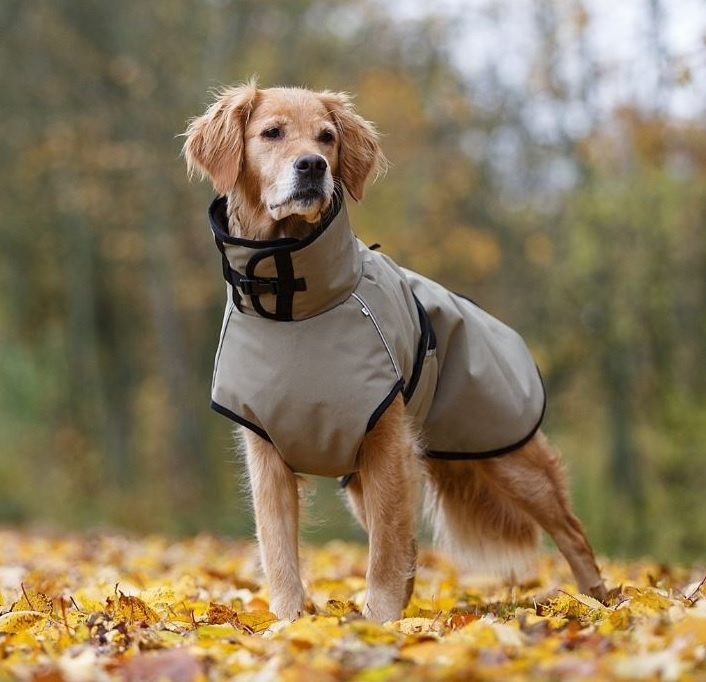 Active cape de luxe honden jas | Hondenvesten en jassen